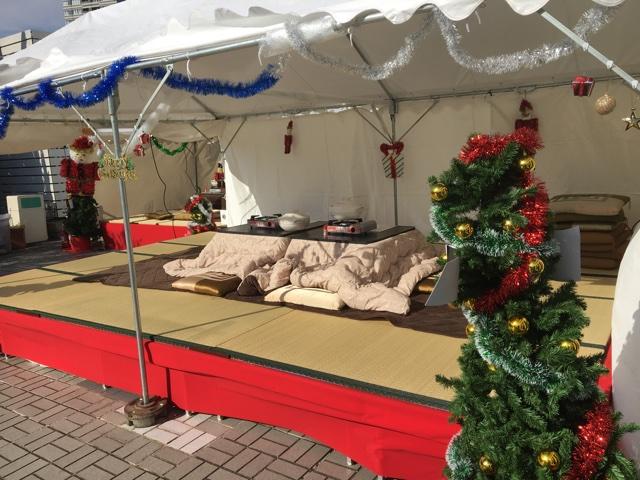 和風クリスマス (2)